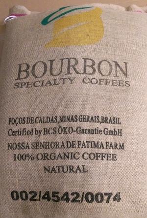 Organic Brazil Nossa Senhora de Fatima