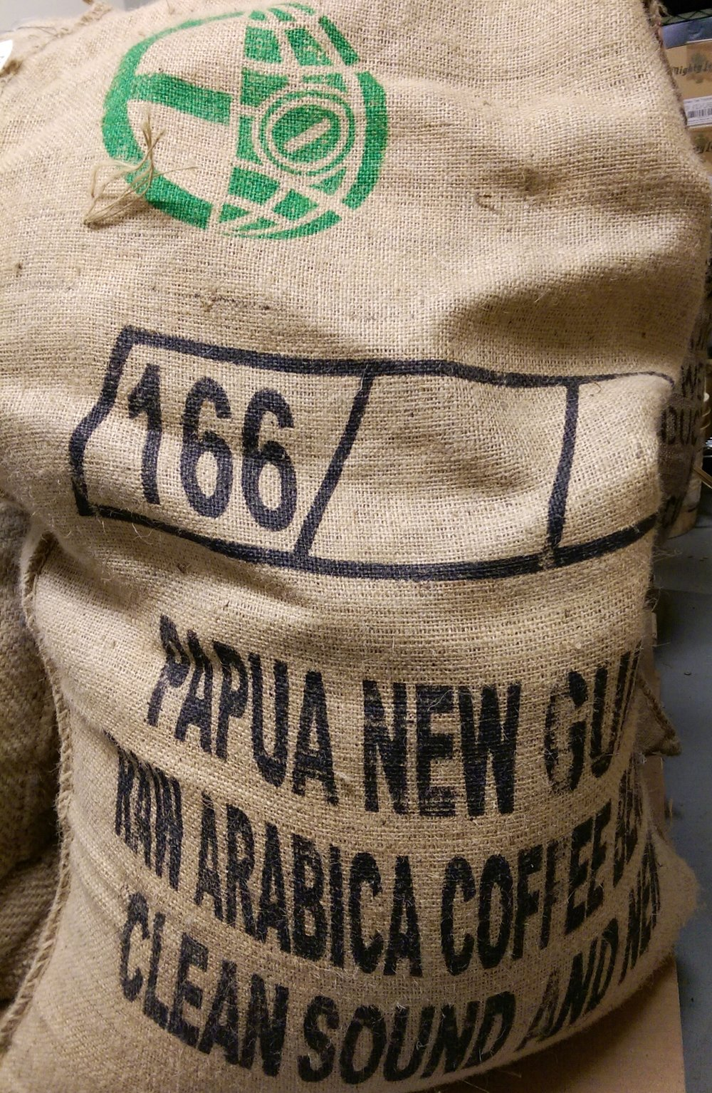 Papua New Guinea Kimel Peaberry