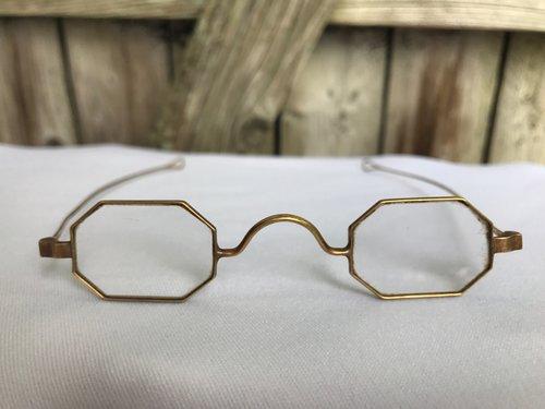 Antique Metal Frames-349 — New Eyes