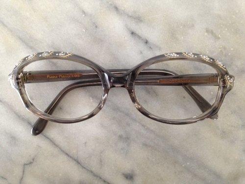 01cac98393b Vintage Eye Glass Frames - 488