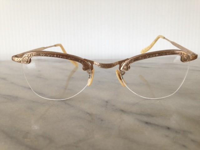 bca23db2e34 Gold Oval Frames- 506 — New Eyes