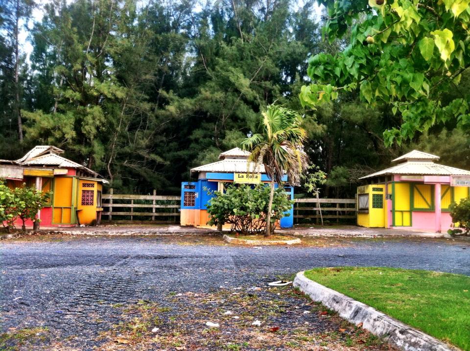 Kioskos in Loiza, Puerto Rico by Lena del Sol Langaigne