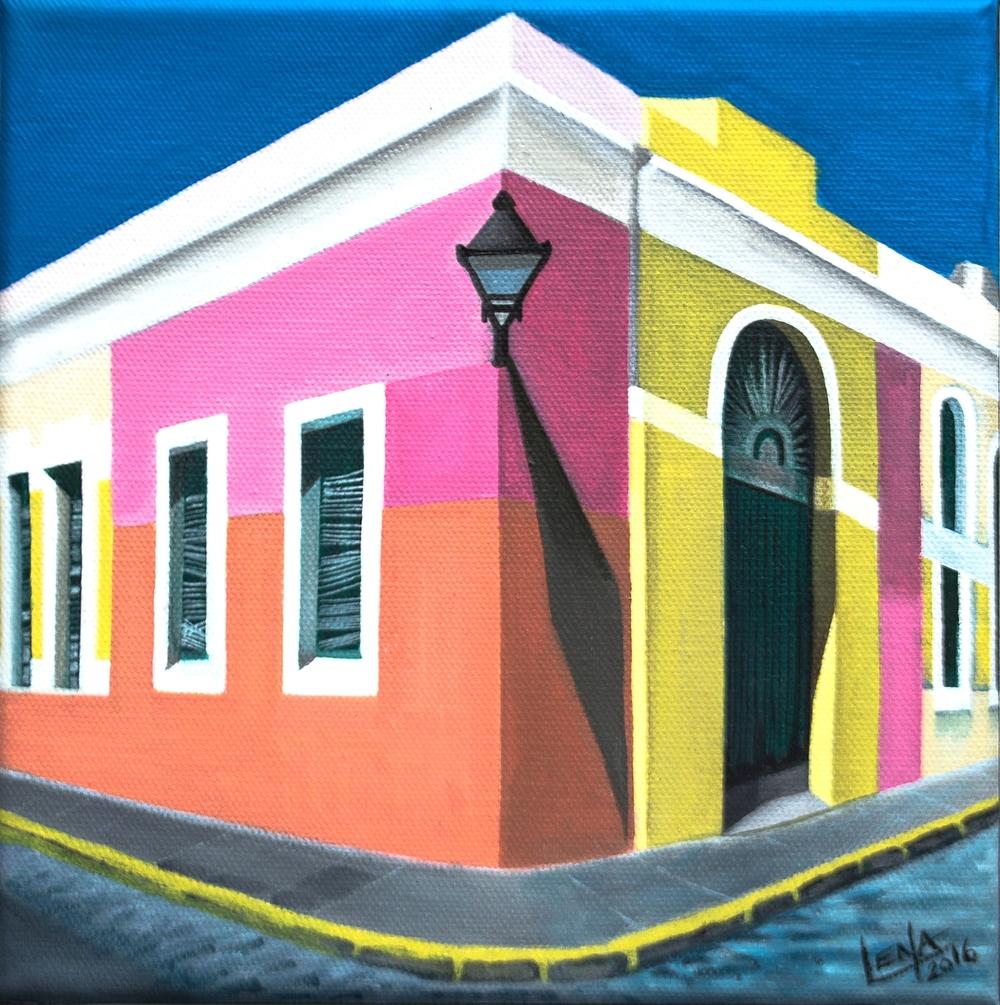 """""""El Museo"""" by Lena del Sol Langaigne"""