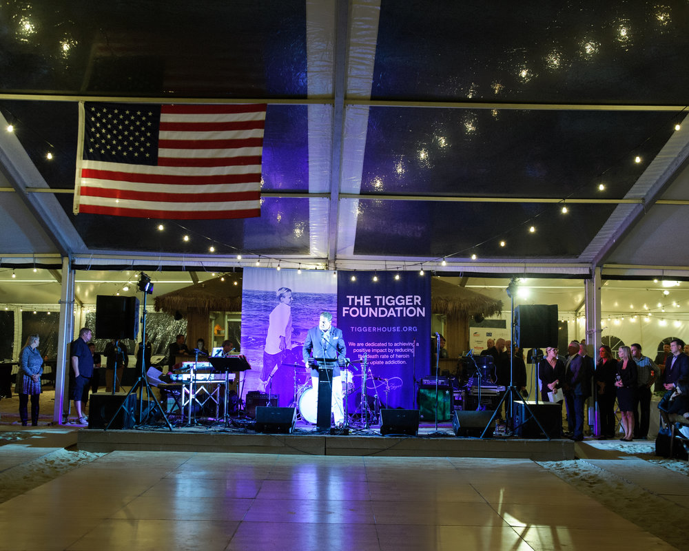 "2016 - Tigger House Event - ""A Night Under the Stars""Edgewater Beach & Cabana Club, Sea Bright, NJ"