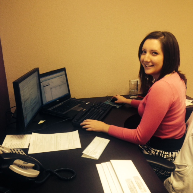 Melanie Jubenville - Staff Accountant