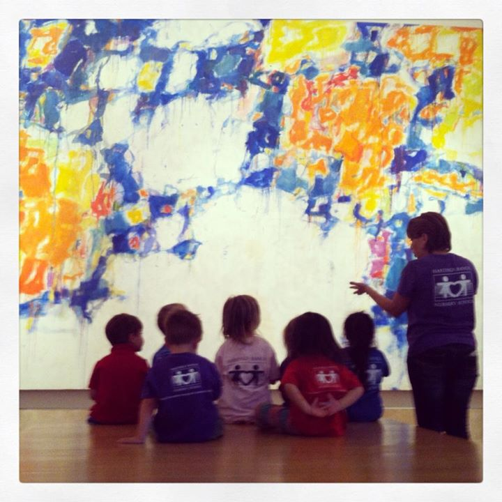 Pasadena CA Preschool Norton Simon Sam Francis STEM ot STEAM Art Docent.jpeg