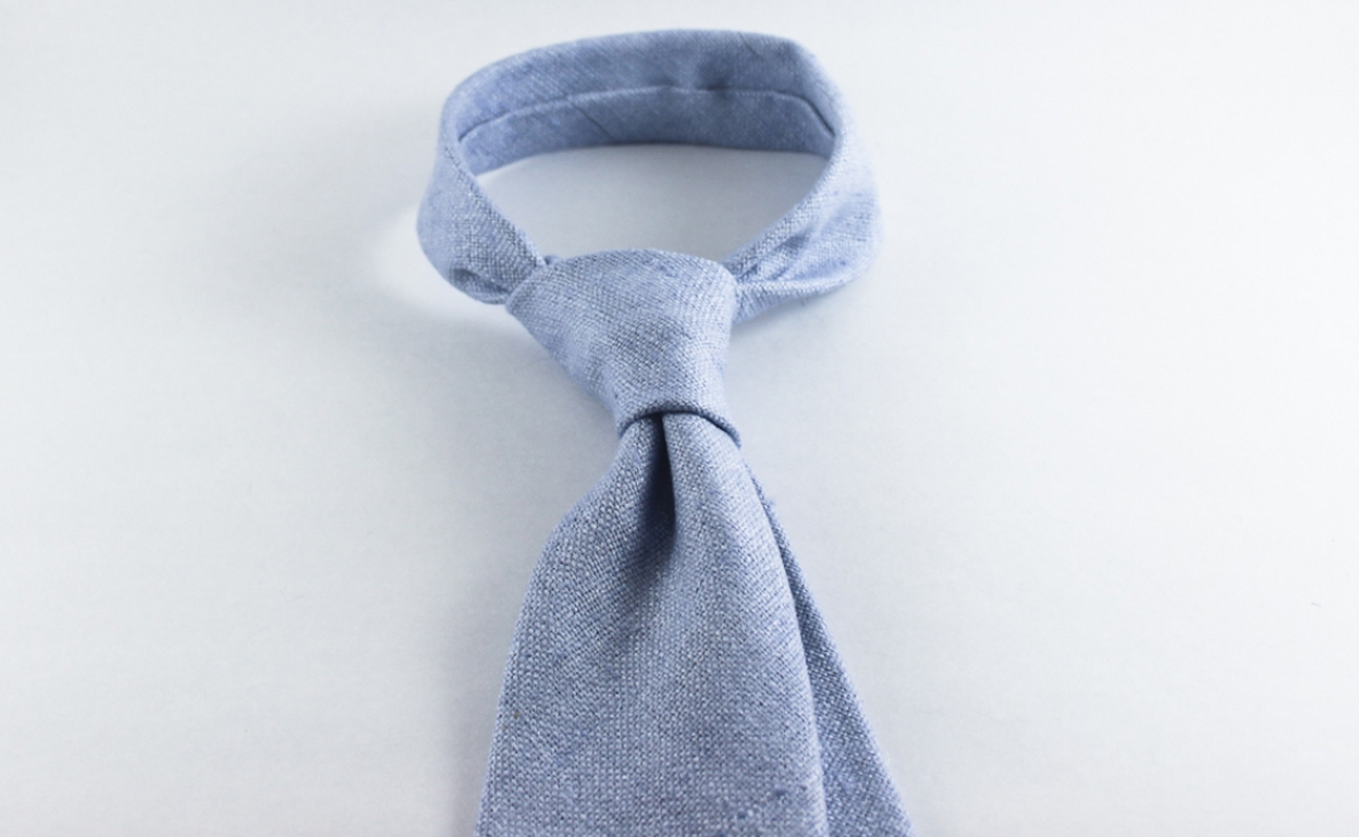 Hey can you do me a solid and just know some things about this tie? — Insignificant, but with purpose