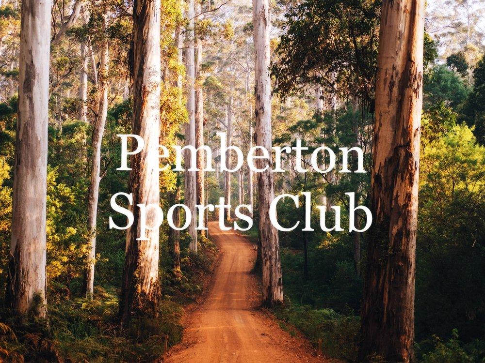 - 5.30pm - All LevelsAddress: 1 Club Road, Pemberton