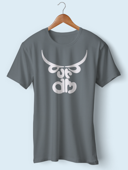 Mockup on T-shirt