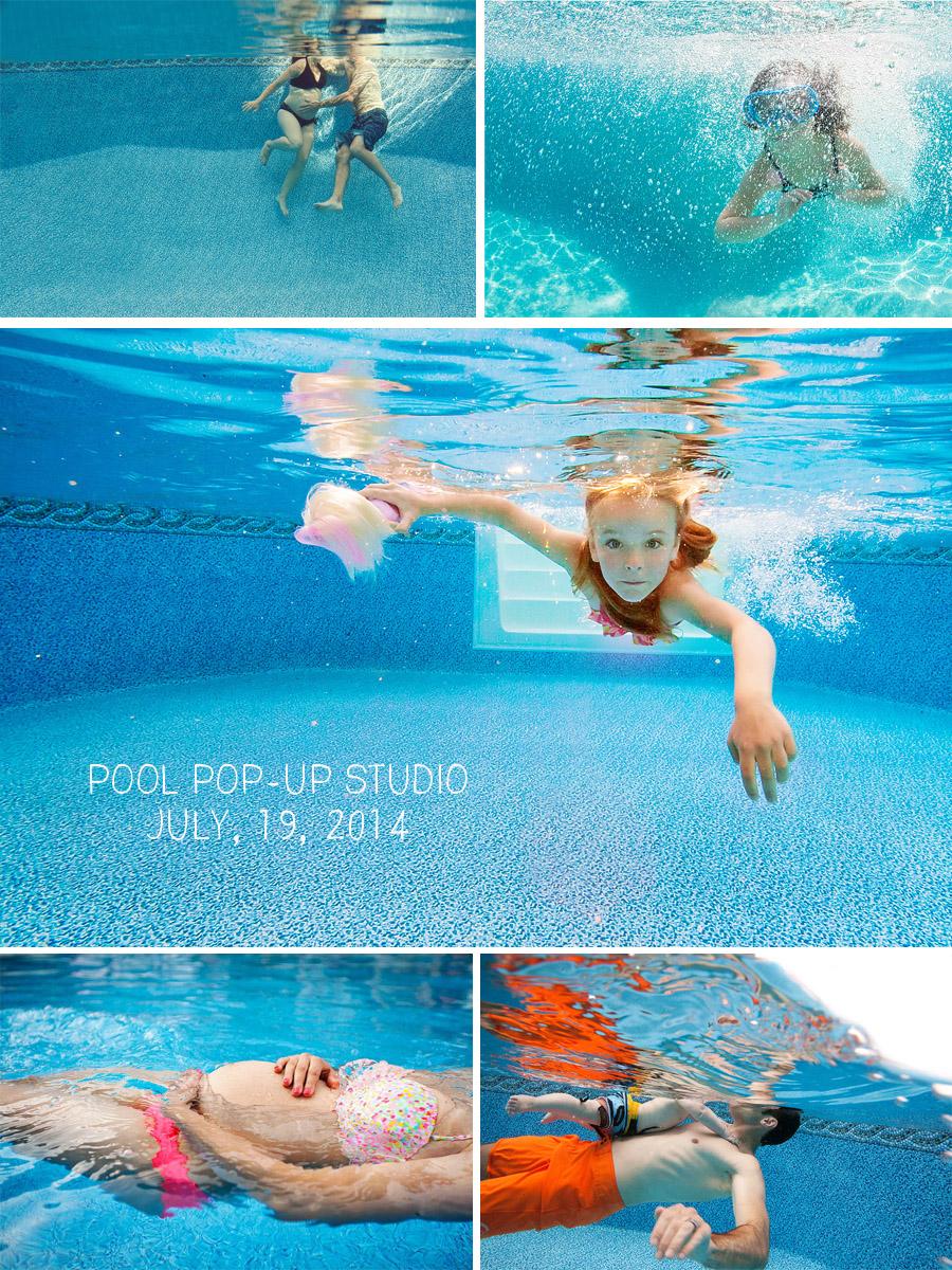 calgary underwater portraits