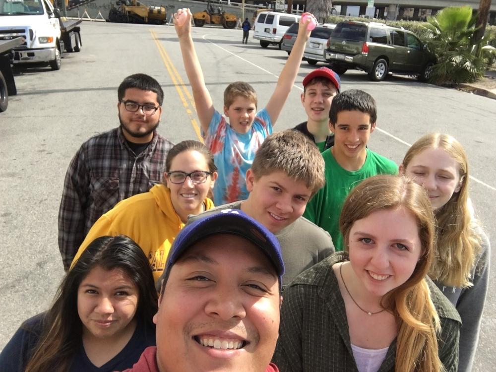 St. Francis Selfie.jpg