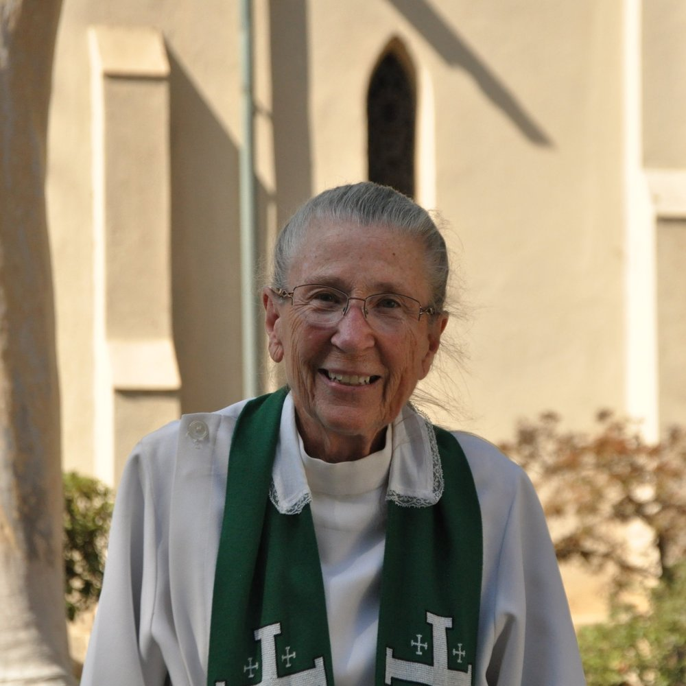 The Rev. Nancy Shier - Associate for Pastoral Care