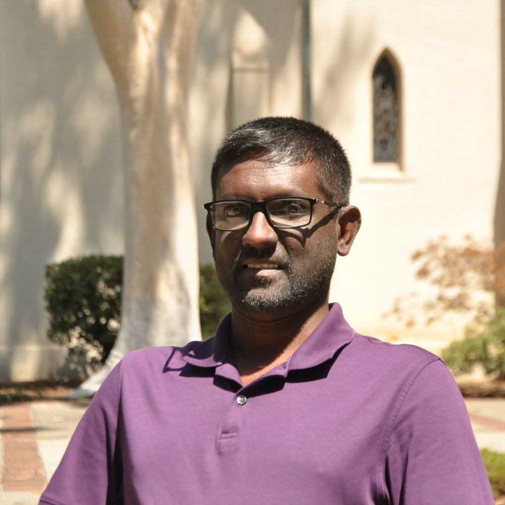 Yuhadhi Sundaramoorthy - Parish Administrator