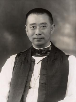 The Rt. Rev. Philip Lindel Tsen
