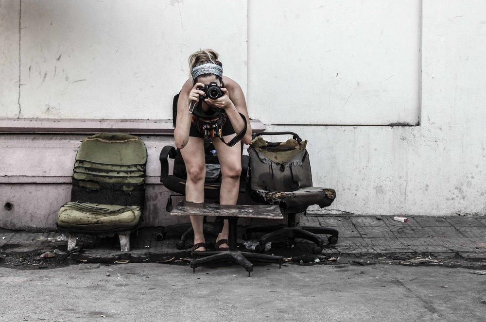 Phnom Penn, Cambodia Claire Bouvier