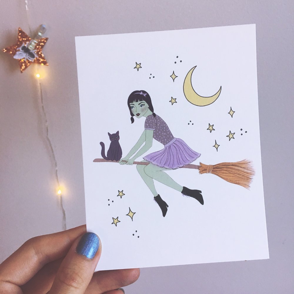 hallowhimsy-laceandwhimsy-whimsybox-stationery-subscription-box-stickers-basic-witch