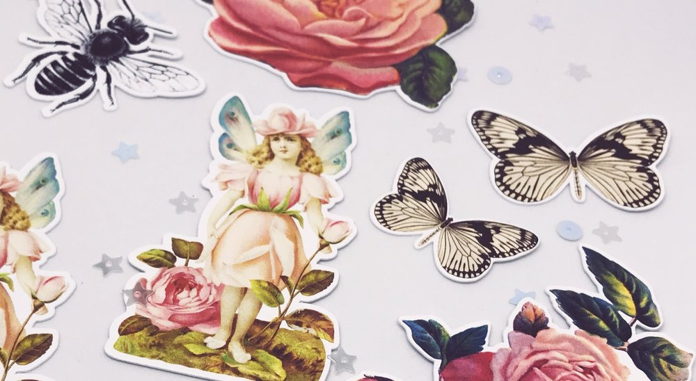 vintage whimsy - collection