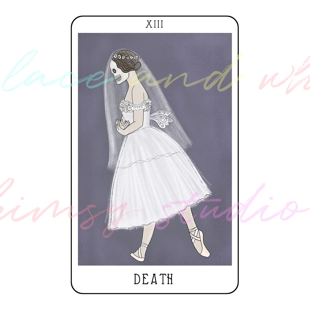 tarot-cards-illustration-series-2018-laceandwhimsy-kathy-d-clark-Death.png