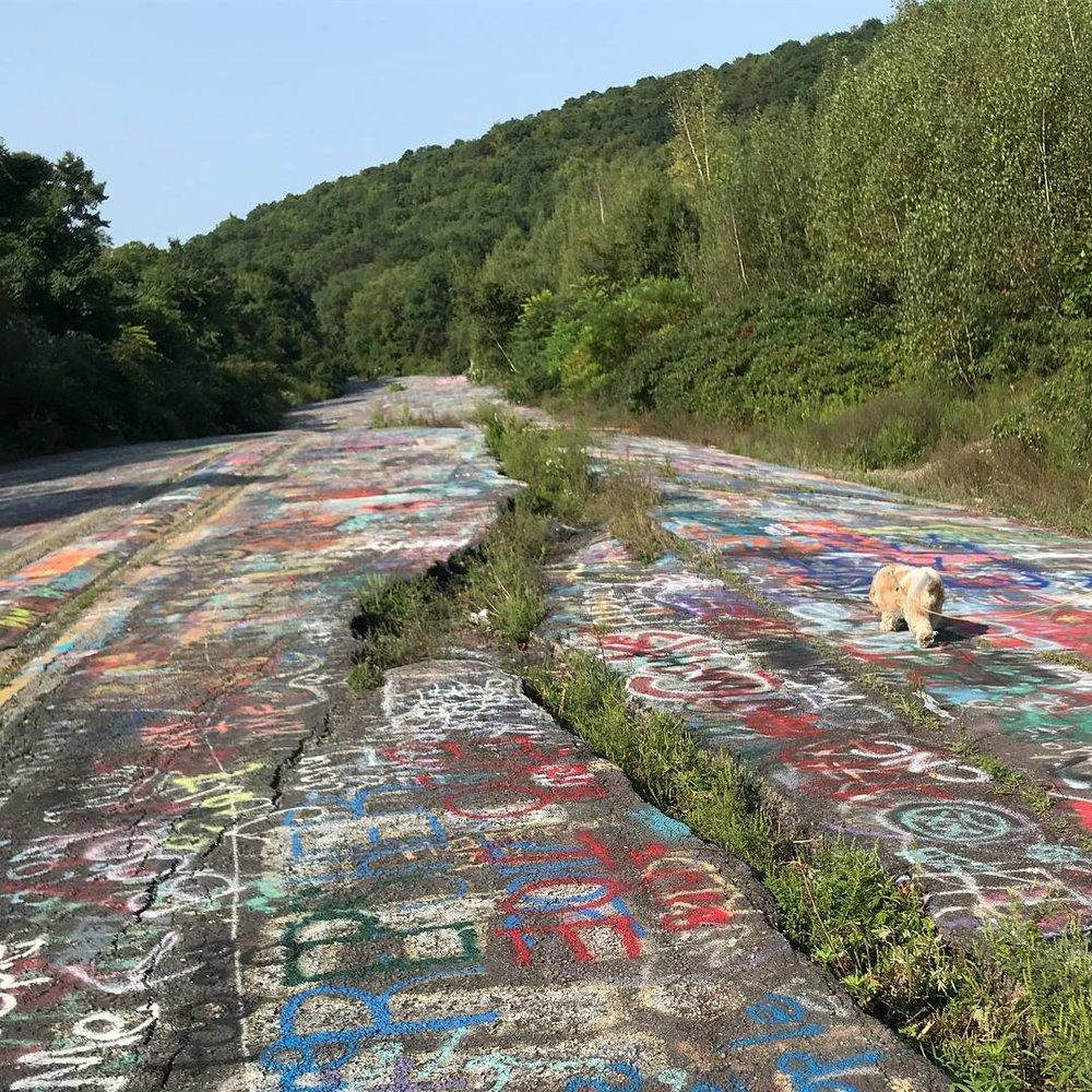 centralia-pa-graffiti-highway