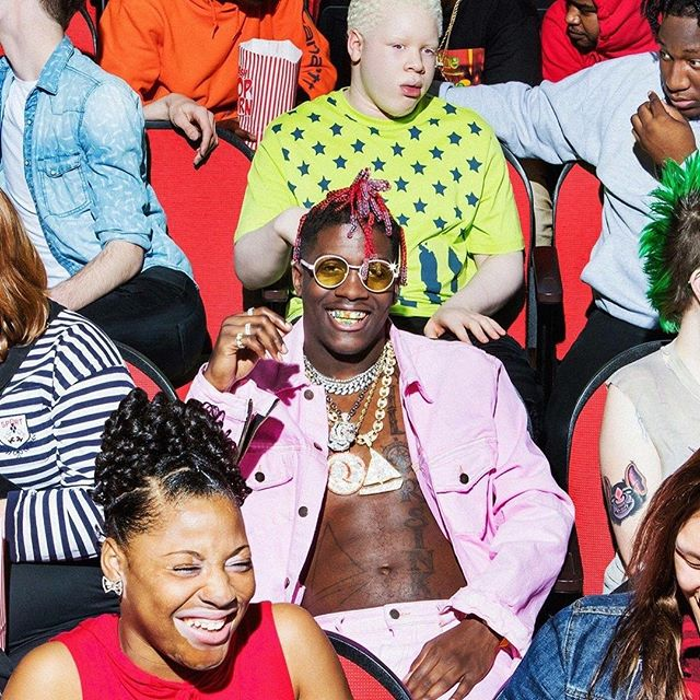 Lil Yachty is one of the first rap artists to perform here today at Hangout Music Festival. Check him out performing at the Surf Stage at 4:45 PM. He has been picking up a lot of press lately... #hangout #music #festival #day3 #surfstage #lilyachty