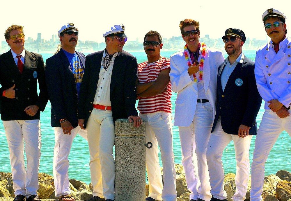 Mustache Harbor -