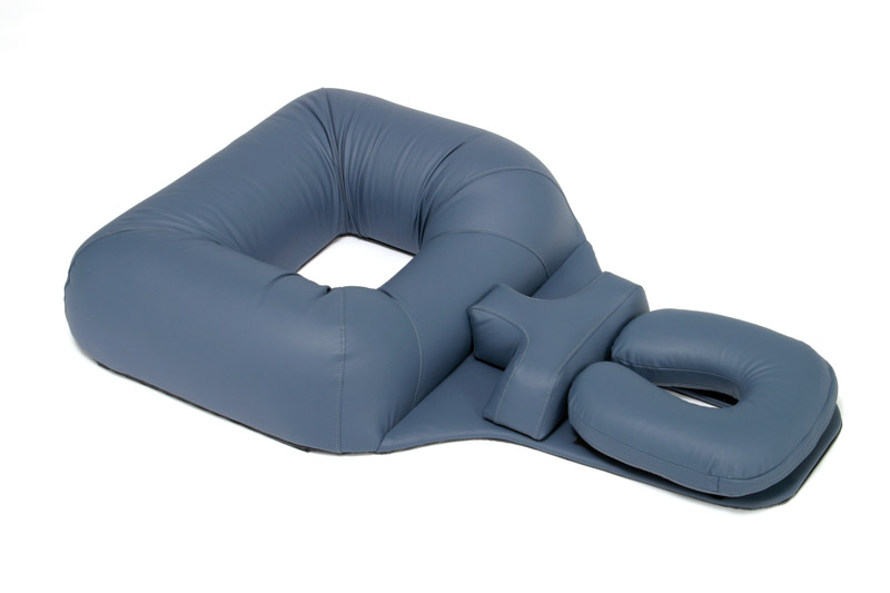 PRegnancy pillow that fits on our chiropratic tables.