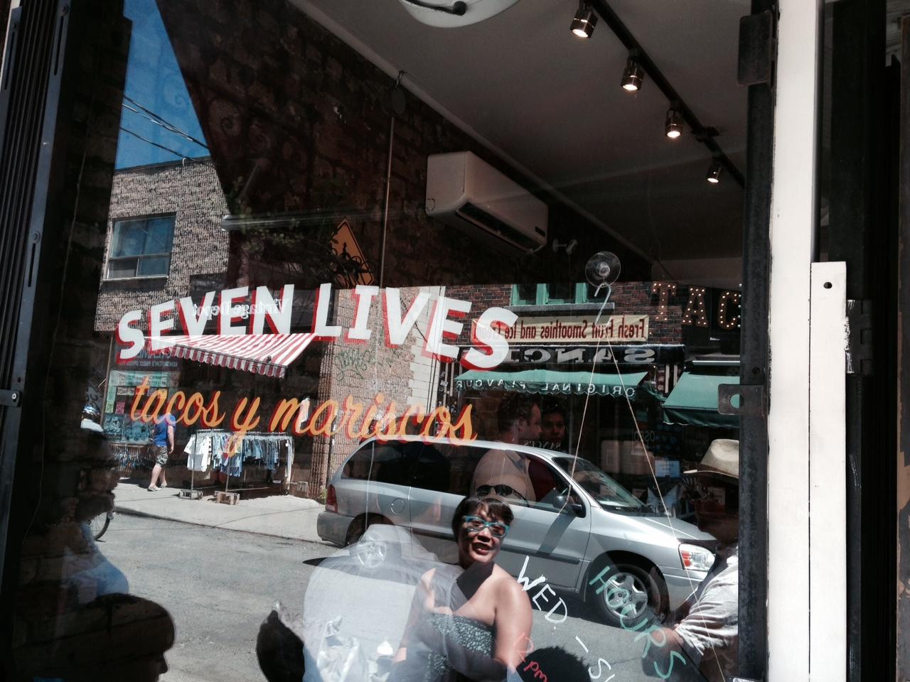 seven lives