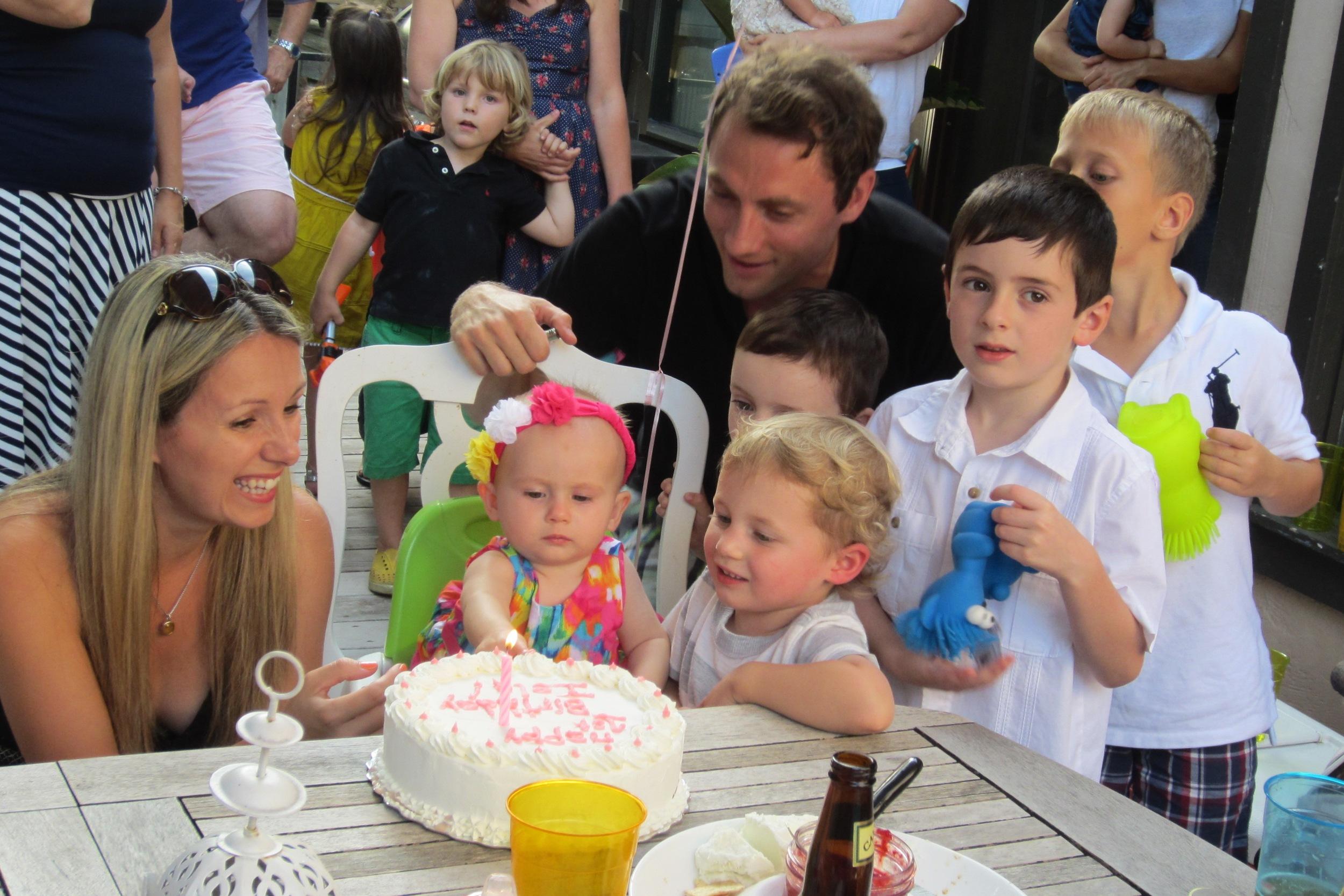 Isla's 1st Birthday 068-2