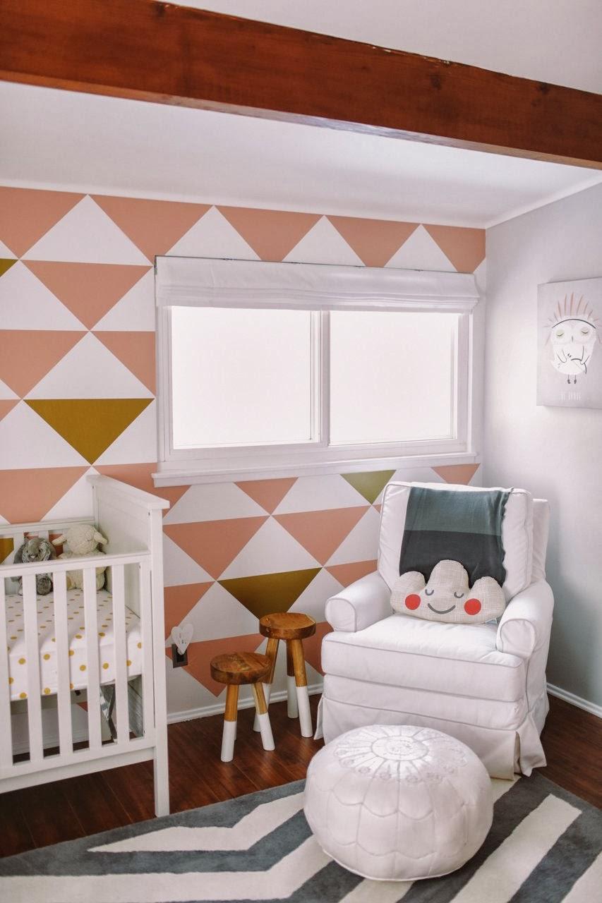 Pouf nursery
