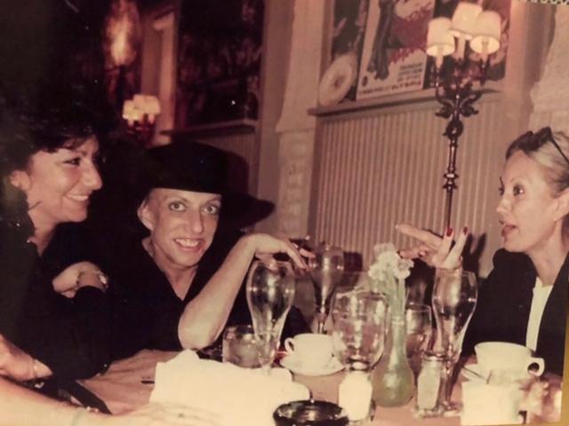 Nancy, Phyllis, and Jane Sahlins