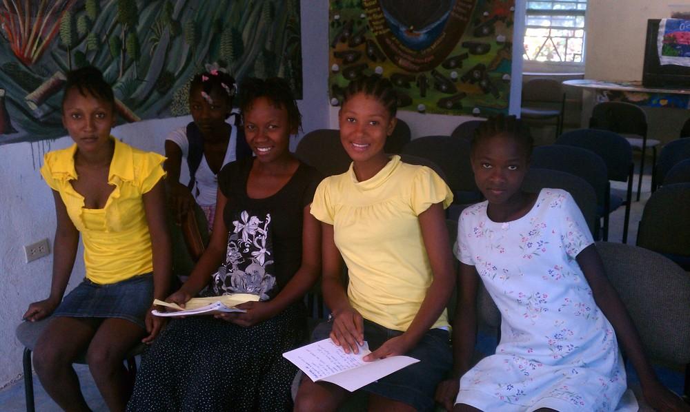 STW 2012, San Rafael, Haiti
