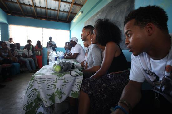 STW Jamaica, 2013