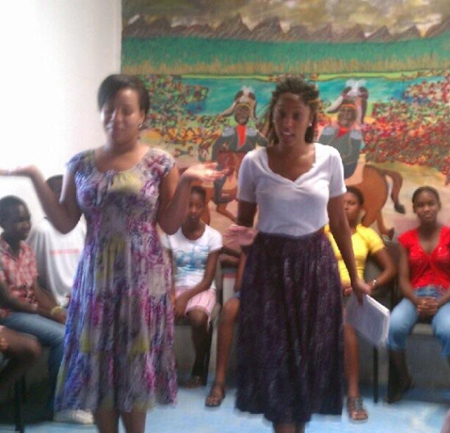 STW Haiti, 2012