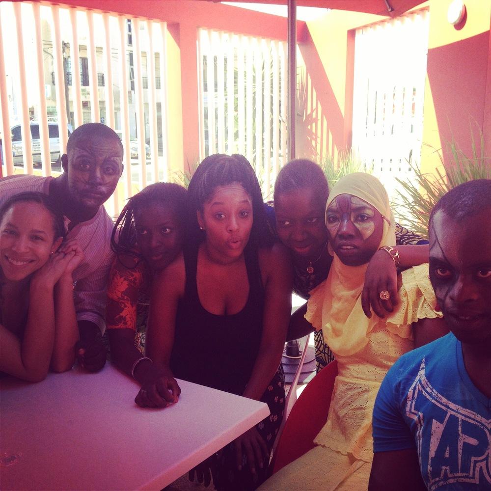 STW Senegal