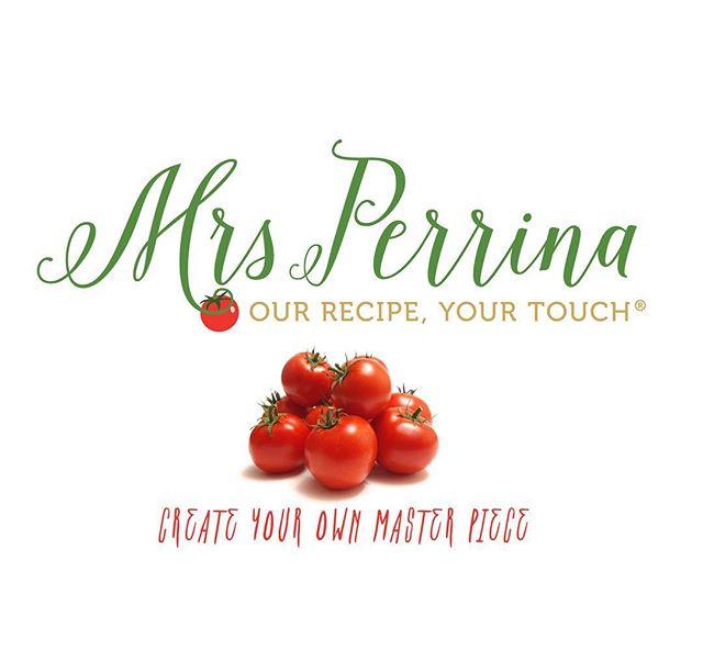 Create your own masterpiece with the worlds first take it home make it yourself marinara sauce 🍝 #MrsPerrinaMarinara #MadeWithMrsPerrina