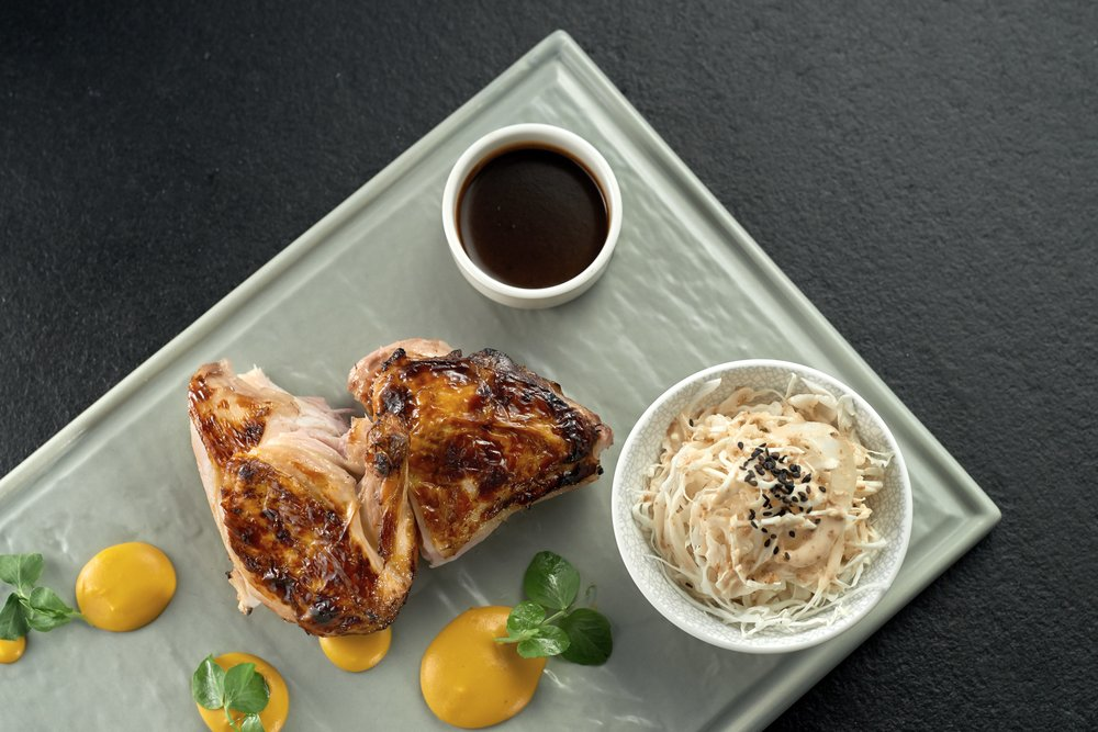 Charcoal Grilled Saikyo Miso Spring Chicken.jpg