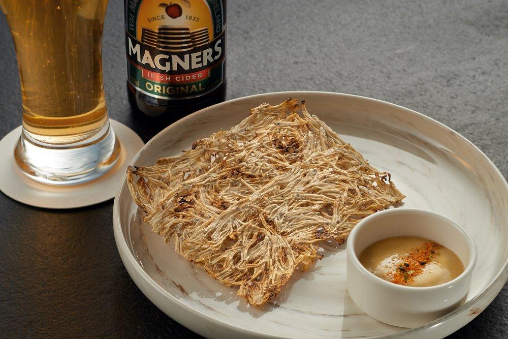Charcoal Grilled Tatami Iwashi.jpg