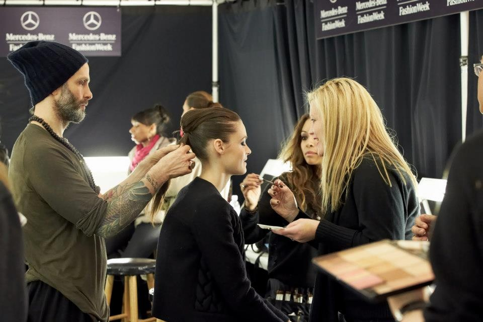 Mercedes Benz New York Fashion Week