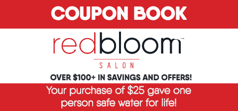 RedBloom Coupon book
