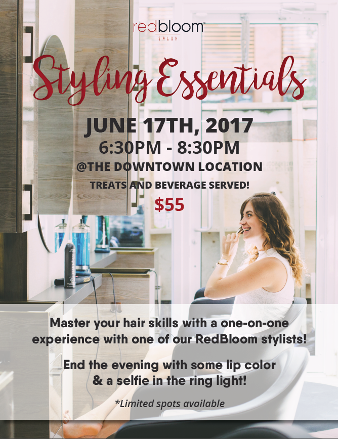 Styling Essentials Workshop