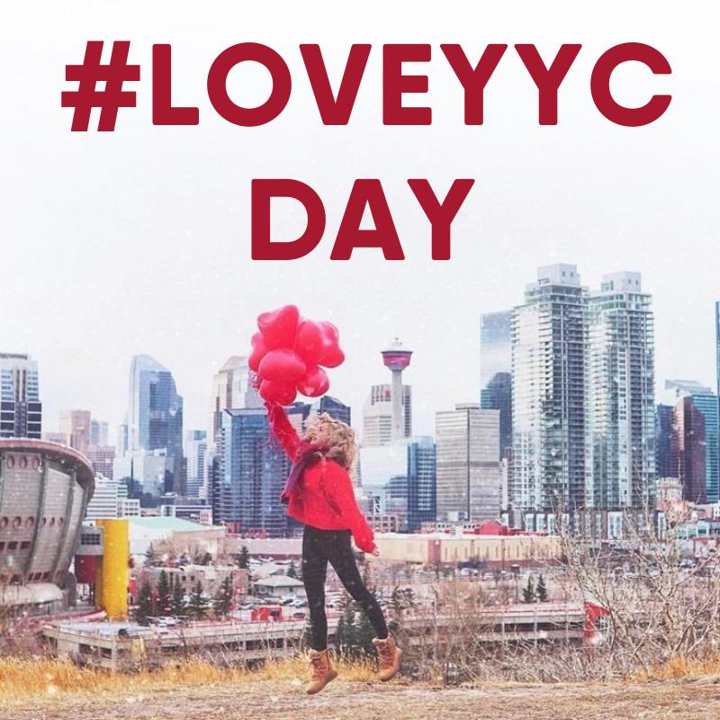 Love yyc day 2018
