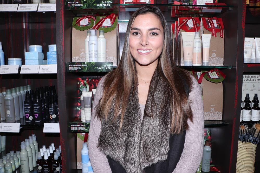RedBloom Salon guest Danielle Ings
