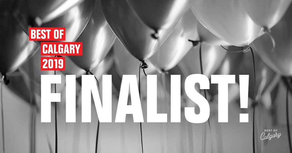 best of calgary finalist 2019