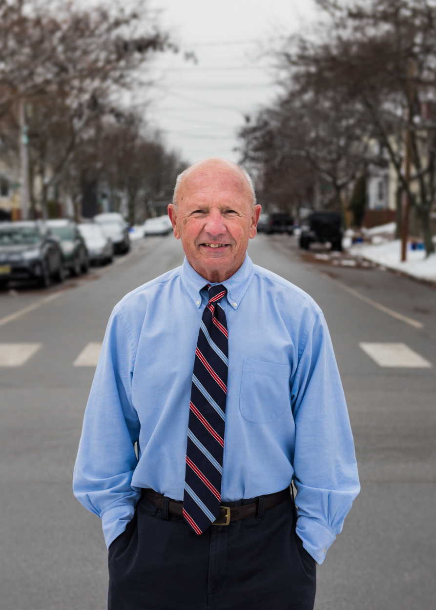 Michael Brennan, mayor of Portland, Maine, 2011-2015.