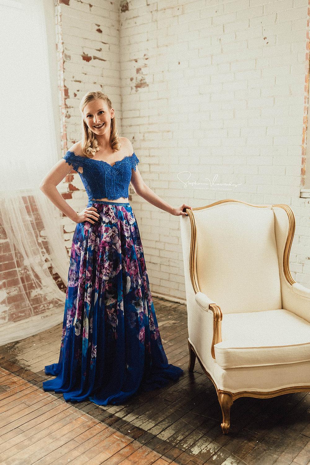 Stephanie Vasiliadis Photography | Lehigh Valley Senior Photographer | Prom 2018 | Phillipsburg High School
