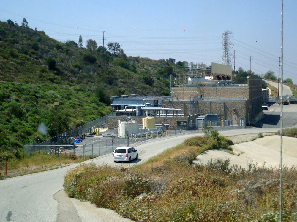 Puente Hills Landfill Gas-to-Energy Facility Phase II