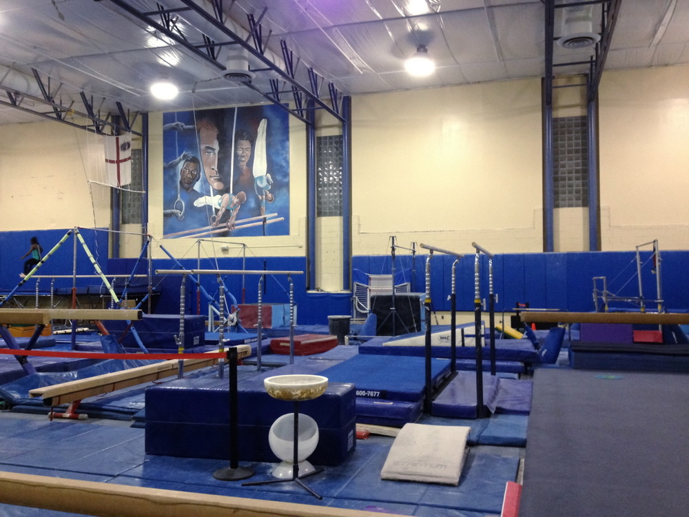 Parallel Bars, AAI   High Bars, SA