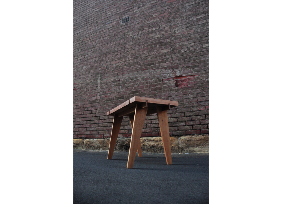 maguire architects office coffee table (recycled oregon)