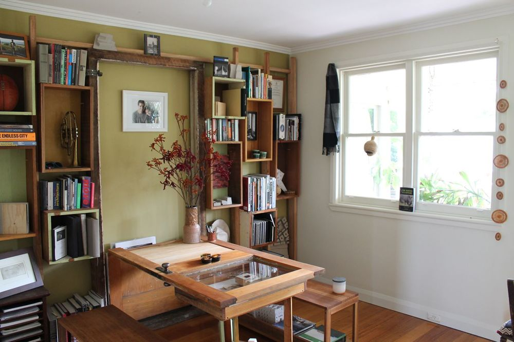 library for friends & family of ross and elif. photo credit: abi giblin