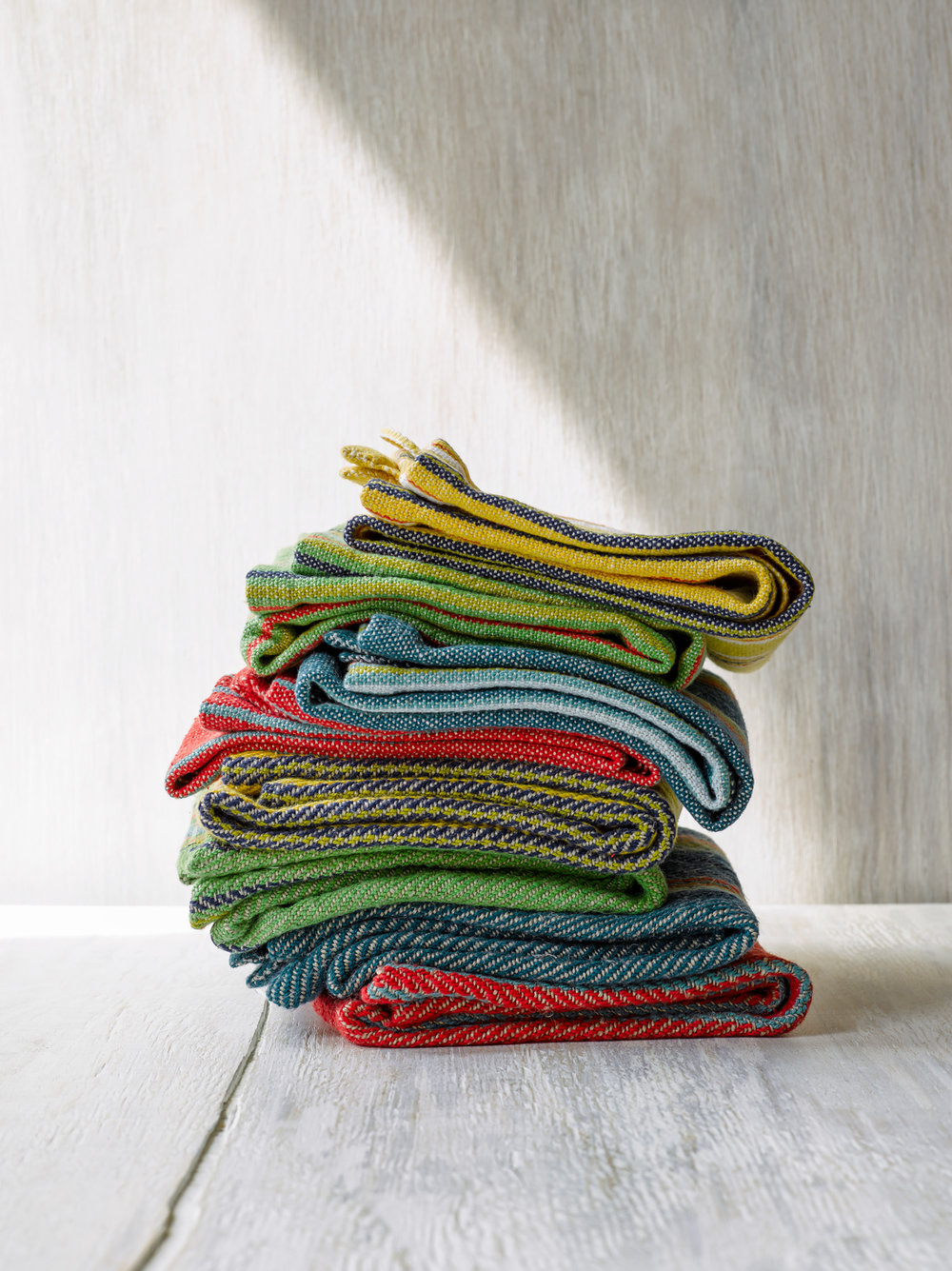 Stack of Hand Towels
